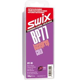 SWIX SWIX WAX BASE PREP BP77 HARD COLD 180G