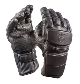ARCTICA ARCTICA LEATHER RACE GLOVE BLACK
