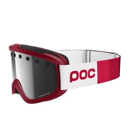 POC POC SKI GOGGLE IRIS STRIPES GLUCOSE RED