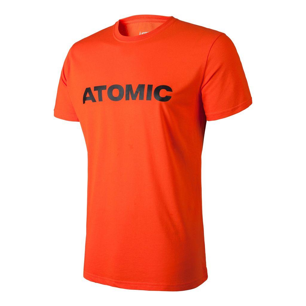 ATOMIC ATOMIC T-SHIRT ALPS BRIGHT RED - Foothills Ski Life be0511e0cfaf