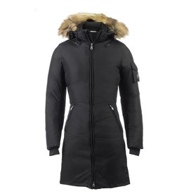 ARCTICA ARCTICA 2019 SKI JACKET WOMENS DOWN F10 PARKA BLACK