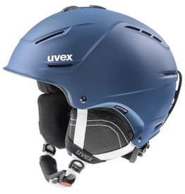 UVEX UVEX 2018 SKI HELMET P1US 2.0 NAVY BLUE MAT