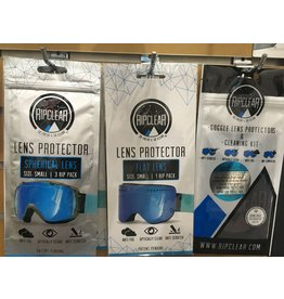 RIPCLEAR LENS PROTECTORS SINGLE PACK