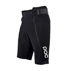 POC POC RACE SHORTS JUNIOR URANIUM BLACK