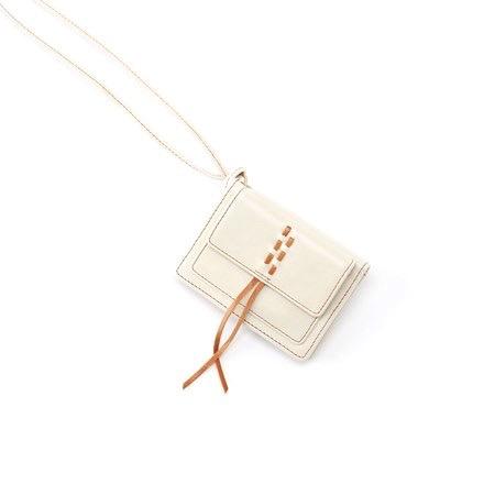 Hobo Bags WISH ID card and bag charm.