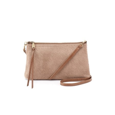 Hobo Bags DARCY- BISCOTTI- Hobo Convertable Crossbody Clutch