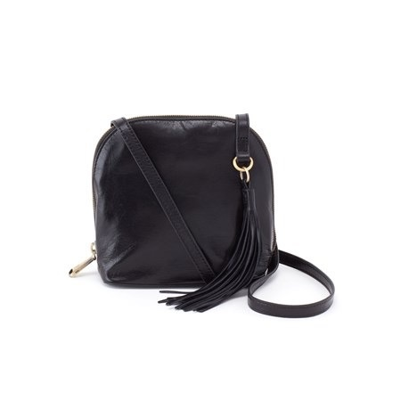 Hobo Bags NASH crossbody in BLACK