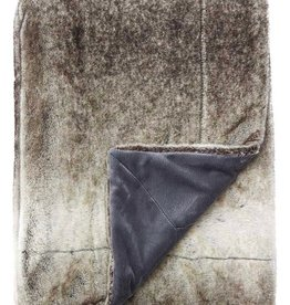 Jaipur Living Arctic Throw- Moonstruck