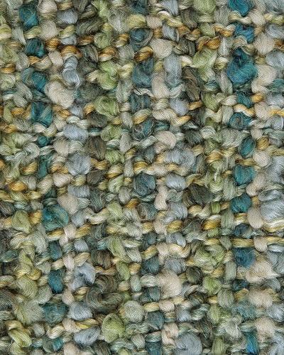 Bedford Cottage Stria Seaglass Throw 40x70