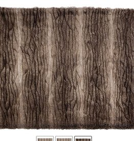 Bedford Cottage Yukon Java Faux Fur Throw 50X60