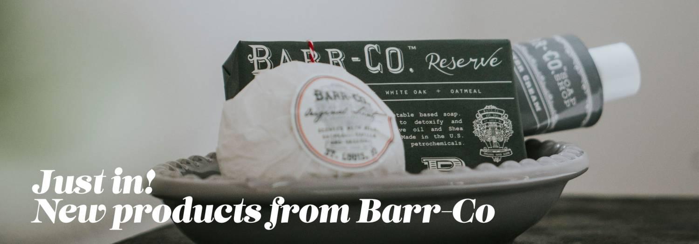Barr Banner