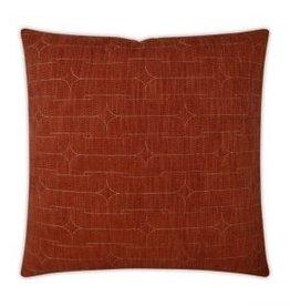 Canaan Co. Pillow-Tangerine-22x22