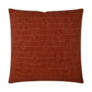 Canaan Co. Pillow-Tangerine-22x22