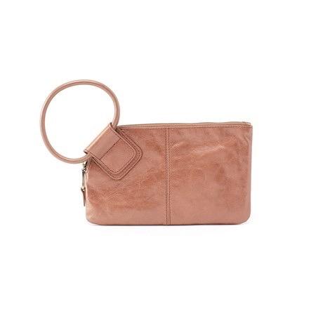 Hobo Bags SABLE-(MET-CAMEO) CAMEO- Hobo Wristlet