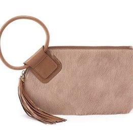 Hobo Bags SABLE-(HR-BISC) BISCOTTI-Hobo Wristlet