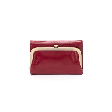 Hobo Bags RIVA-(VI-RUBY) RUBY- Hobo Wallet