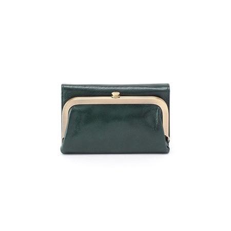 Hobo Bags RIVA-(VI-ERG) EVERGREEN- Hobo Wallet