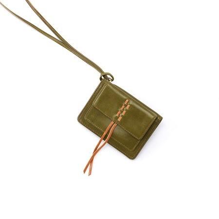 Hobo Bags WISH (VI-WLOW)- Green-  Hobo ID Card/ Bag Charm
