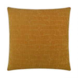 Canaan Co. Pillow-Mustard-24x24