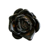Silverado Bronze Rose Napkin Ring