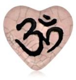 Joy Crafters Inc - Raku Potteryworks Raku Mini Hearts/ Gemstones