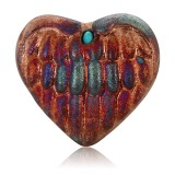 Joy Crafters Inc - Raku Potteryworks Raku Mini Hearts/ Gemstones