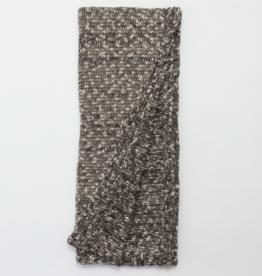 Amity Home Corbu Throw- Asphalt 50x60