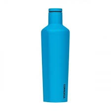 CORKCICLE Canteen 25 oz - Neon Blue
