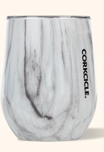 CORKCICLE Stemless 12 oz - Snowdrift