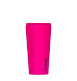 CORKCICLE Tumbler 16 oz - Neon Pink