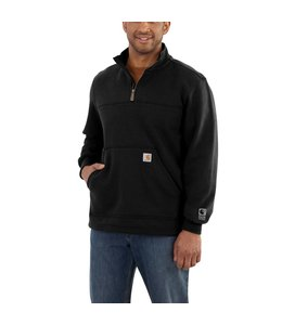 Carhartt Quarter-Zip Sweatshirt Rain Defender® Paxton Heavyweight 102277