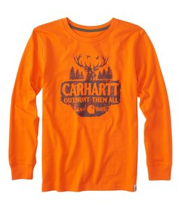 Carhartt Tee Outhunt Them All CA8838