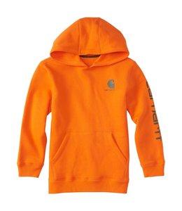 Carhartt Boy's Signature Carhartt Sweatshirt CA8731