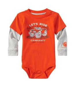 Carhartt Bodyshirt Let's Ride CA8884