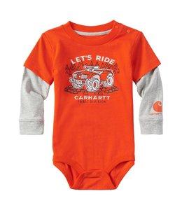 Carhartt Bodyshirt Let's Ride CA8884