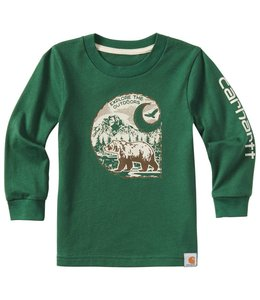 Carhartt Tee Explore The Outdoors CA8864