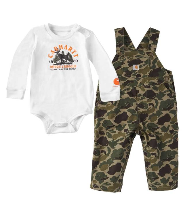 Carhartt Overall Set Rough and Rugged CG8695