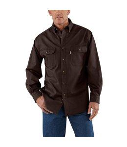Carhartt Work Shirt Oakman Sandstone Twill S09