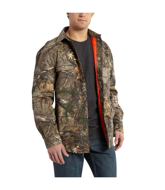 Carhartt Jacket Camo Wexford 101462
