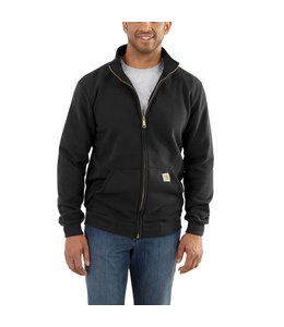 Carhartt Sweatshirt Zip Mock Neck Mighweight Haughton 102274