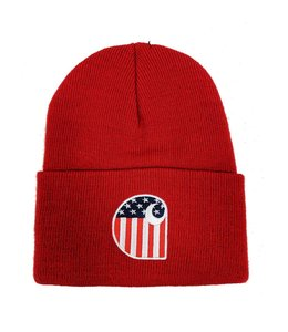 "Carhartt Hat Watch Acrylic American ""C"" Special Edition 102369"