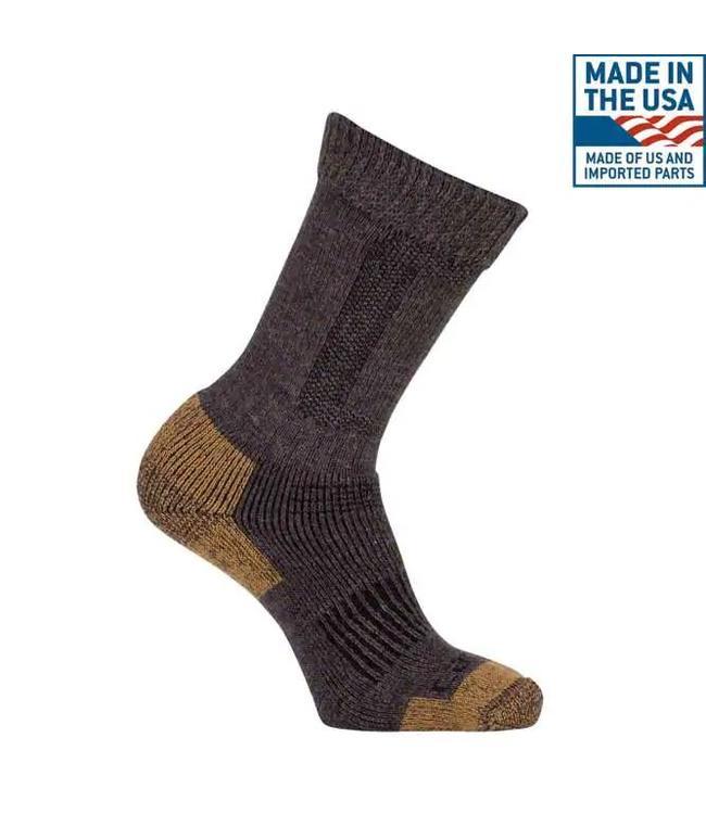 Carhartt Sock Steel Toe Comfort-Stretch Merino Wool A578