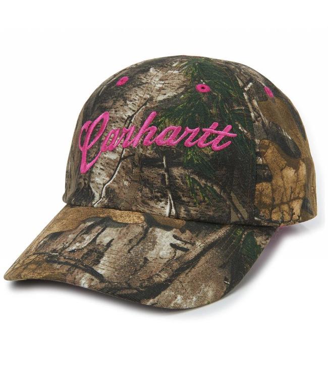 Carhartt Cap Duck Realtree Xtra CB8963