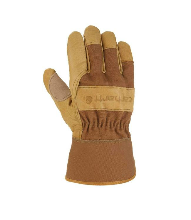 Carhartt Glove Work Safety Cuff Grain Leather A518