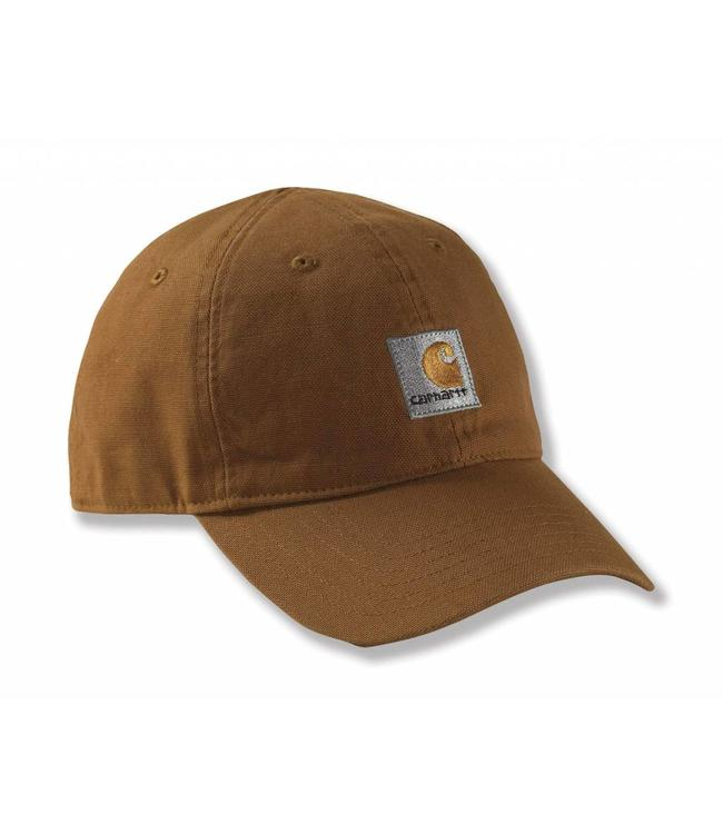 Carhartt Kid's Canvas Signature Cap CB8900