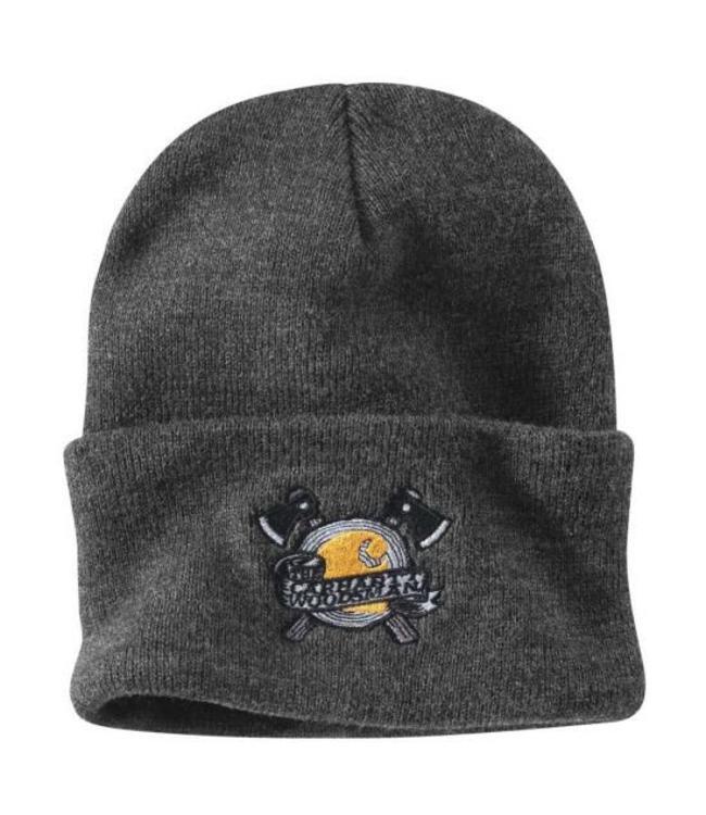 Carhartt Hat Watch Acrylic Woodsman 102919