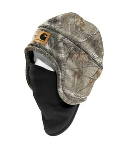 Carhartt Headwear 2-in-1 Fleece Camo A295