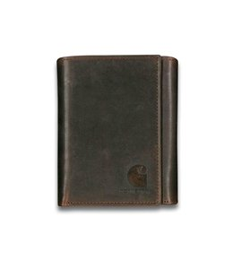 Carhartt Wallet Trifold Oil Tan 61-2235