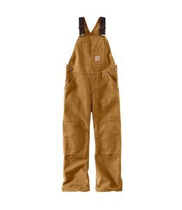 Carhartt Bib Overall Washed Duck Sizes 8-16 CM8601