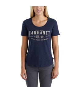 Carhartt T-Shirt Short-Sleeve Workwear Carhartt Graphic Lockhart 103589
